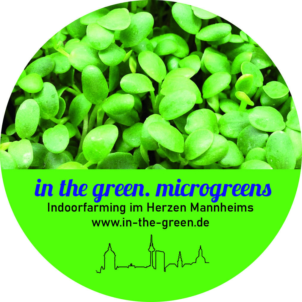 In The Green. Microgreens Shop